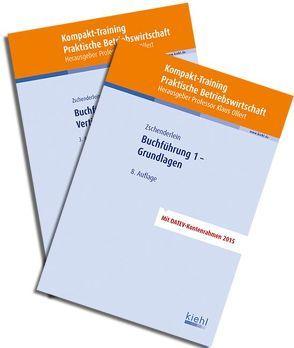 Bücherpaket Buchführung 1 und 2 von Olfert,  Klaus, Zschenderlein,  Oliver