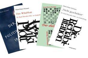 Bücherpaket Hans-Peter Porzner von Porzner,  Hans-Peter
