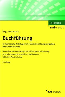 Buchführung von Bieg,  Hartmut, Waschbusch,  Gerd