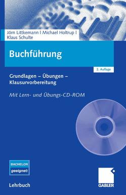 Buchführung von Holtrup,  Michael, Littkemann,  Jörn, Schulte,  Klaus