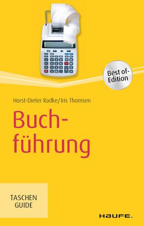 Buchführung – Best of Edition von Radke,  Horst-Dieter, Thomsen,  Iris