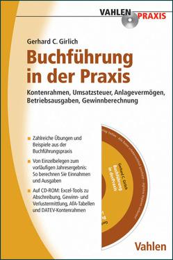 Buchführung in der Praxis von Girlich,  Gerhard C.
