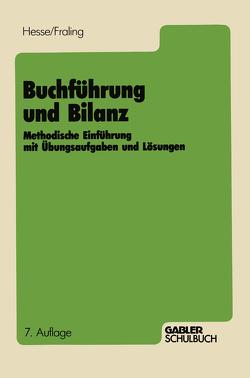 Buchführung und Bilanz von Fraling,  Rolf, Hesse,  Kurt