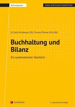 Buchhaltung und Bilanz (Skriptum) von Grünberger,  David, Pfriemer,  Thomas