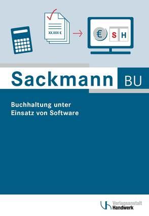 Buchhaltung unter Einsatz von Software von Weihrauch,  Wolfgang