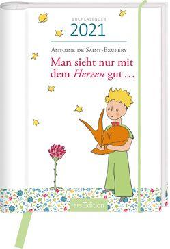 Buchkalender Kleiner Prinz 2021