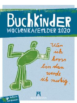 Buchkinder – Wochenplaner 2020