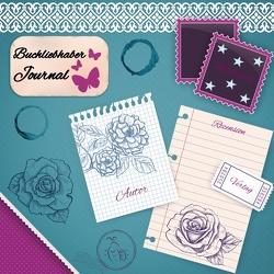 Buchliebhaber Journal von Dennerlein, Monika