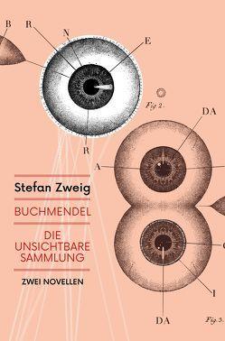 Buchmendel & Die unsichtbare Sammlung von Arnold,  Florian, Brandenberg,  Joachim, Zweig,  Stefan