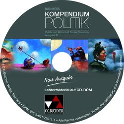 Buchners Kompendium Politik – Neue Ausgabe / Buchners Kompendium Politik B LM von Becker,  Helmut, Benzmann,  Stephan, Kailitz,  Steffen, Kailitz,  Susanne, Riedel,  Hartwig