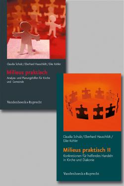 Buchpaket Milieus praktisch 1 + 2 von Hauschildt,  Eberhard, Kohler,  Eike, Schulz,  Claudia