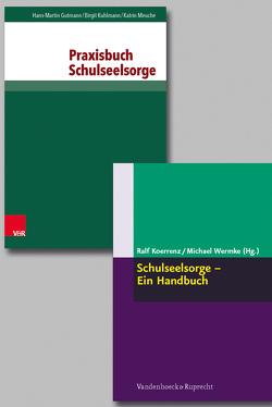 Buchpaket Schulseelsorge von Gutmann,  Hans Martin, Koerrenz,  Ralf, Kuhlmann,  Birgit, Meuche,  Katrin, Wermke,  Michael