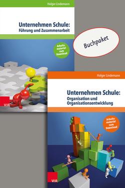 Buchpaket Unternehmen Schule von Lindemann,  Holger