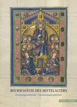 Buchschätze des Mittelalters von Beuckers,  Klaus Gereon, Jobst,  Christoph, Westphal,  Stefanie