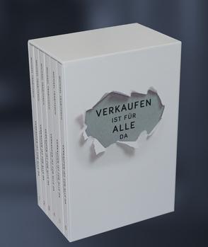 """Buchserie """"Verkaufen ist für alle da"""" von Trabitzsch,  Michael"""