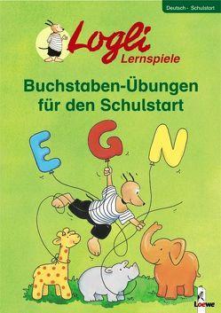 Buchstaben-Übungen für den Schulanfang von Beurenmeister,  Corina, Kalwitzki,  Sabine
