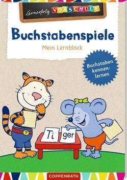 Buchstabenspiele von Carstens,  Birgitt, Wagner,  Charlotte