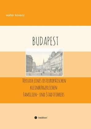 Budapest von kovenz,  walter