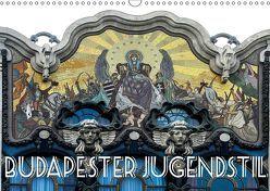 Budapester Jugendstil (Wandkalender 2019 DIN A3 quer) von Robert,  Boris