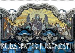 Budapester Jugendstil (Wandkalender 2020 DIN A2 quer) von Robert,  Boris