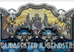 Budapester Jugendstil (Wandkalender 2020 DIN A3 quer) von Robert,  Boris