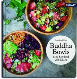 Buddha Bowls von Franik,  Anastasia, Waller,  Annelina