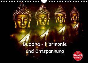 Buddha – Harmonie und Entspannung (Wandkalender 2019 DIN A4 quer)