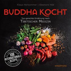 Buddha kocht von Herkommer,  Klaus, Hild,  Eleonore