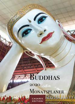 Buddha Monatsplaner 2020 30x42cm