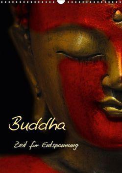 Buddha – Zeit für Entspannung (Wandkalender 2019 DIN A3 hoch) von Burlager,  Claudia