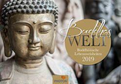 BUDDHAS WELT Kalender 2019