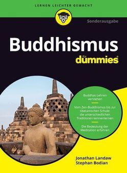 Buddhismus für Dummies von Bodian,  Stephan, Engel,  Reinhard, Landaw,  Jonathan