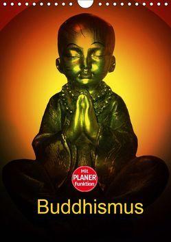 Buddhismus (Wandkalender 2019 DIN A4 hoch) von Axon und Claudia Burlager,  Julia