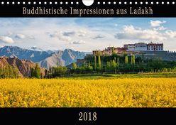 Buddhistische Impressionen aus Ladakh (Wandkalender 2018 DIN A4 quer) von Niemann,  Maro