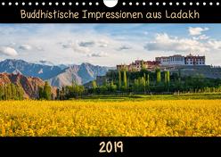Buddhistische Impressionen aus Ladakh (Wandkalender 2019 DIN A4 quer) von Niemann,  Maro