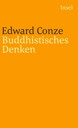 Buddhistisches Denken von Conze,  Edward, Elbrecht,  Herbert, Richter,  Ursula