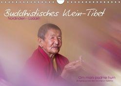 Buddhistisches Klein-Tibet (Wandkalender 2018 DIN A4 quer) von Esser,  Barbara