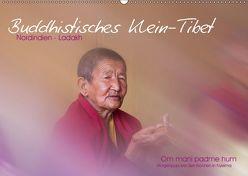 Buddhistisches Klein-Tibet (Wandkalender 2019 DIN A2 quer)