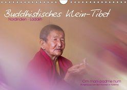 Buddhistisches Klein-Tibet (Wandkalender 2019 DIN A4 quer)