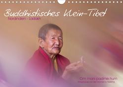 Buddhistisches Klein-Tibet (Wandkalender 2021 DIN A4 quer) von Esser,  Barbara