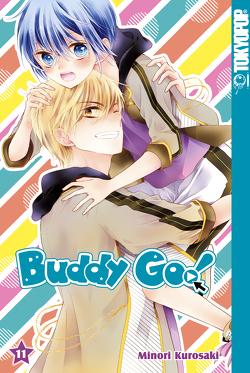 Buddy Go! 11 von Kurosaki,  Minori