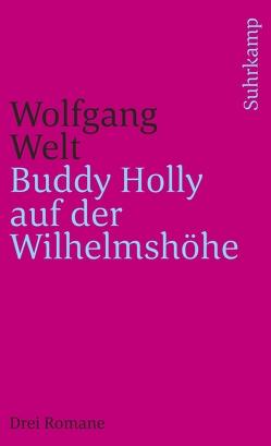 Buddy Holly auf der Wilhelmshöhe von Welt,  Wolfgang