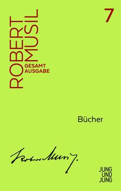 Bücher I von Fanta,  Walter, Musil,  Robert