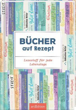 Bücher auf Rezept von Fallwickl,  Mareike, Misselwitz,  Franziska, Valerius,  Florian