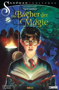 Die Bücher der Magie von Althoff,  Gerlinde, Fowler,  Tom, Howard,  Kat