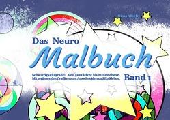 Bücher für Menschen mit neurologischen Erkrankungen / Das Neuro Malbuch von Allerlei,  Ginas