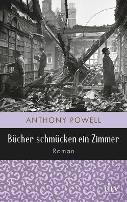 Bücher schmücken ein Zimmer von Feldmann,  Heinz, Powell,  Anthony