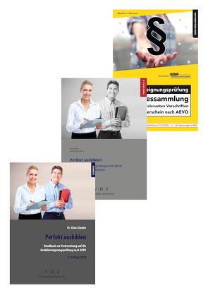 Bücherbundle Ausbildereignungsprüfung von Maußner,  Marcus, Zitzmann,  Jörg