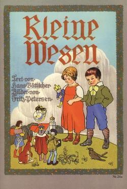 Bücherfreuden 1939 / Kleine Wesen von Kull,  Karl-Hartmut