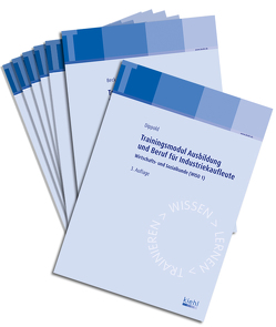 Bücherpaket Trainingsmodule für Industriekaufleute